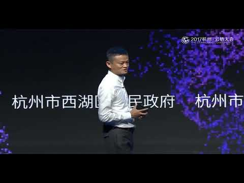 Jack Ma Lays out Hopes, Vision for Alibaba Damo Academy