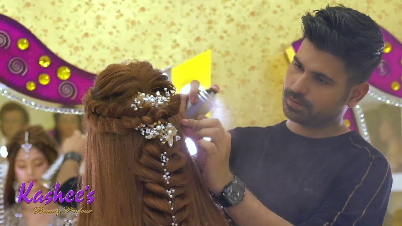 Kashee S Hair Styling Expect Youtube