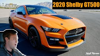 Review: 2020 Shelby GT500 - 760 HP isn't the only Crazy Part!