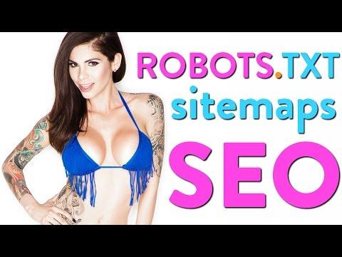 Technical SEO, Robots.txt, Sitemaps - 동영상