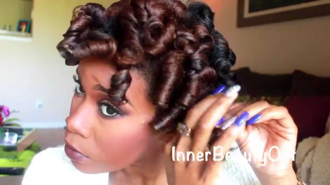 how to make perfect curls
