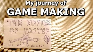 The Game Making Journey