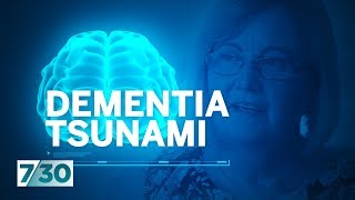It's a disease which robs people of their memory, job, and in many cases life. dementia affects more than 400,000 australians. with an ageing pop...