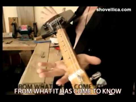Как сделать электрогитару своими руками - YouTube