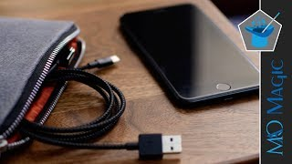The ZUS Super Duty Lightning Cable Hopes to be Your Last - Including a Lifetime Warranty