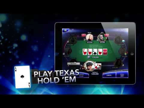 World Series Of Poker On IPhone And IPad - GO ALL IN!