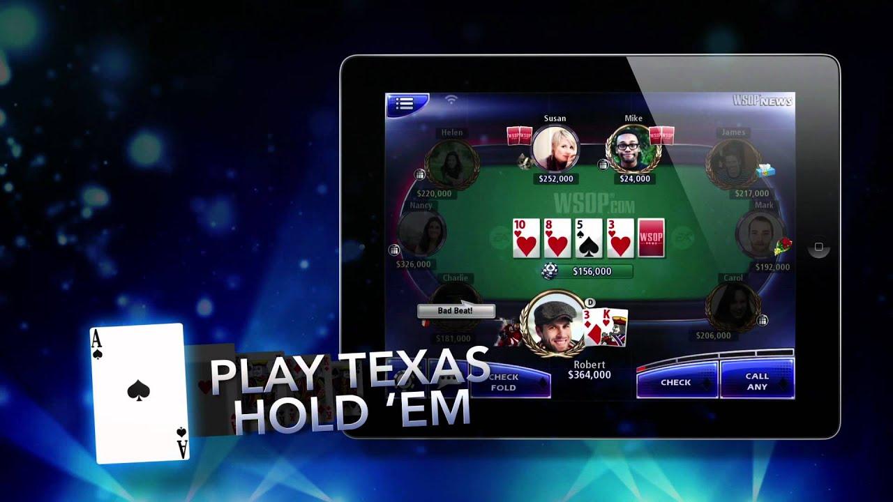 Poker on ipad in australia