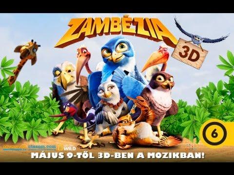 Download Zambézia (Zambezia) - Szinkronos előzetes (HD)