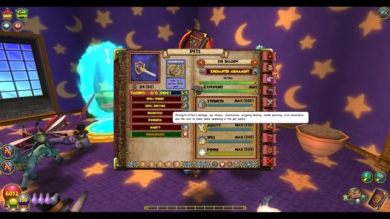 Wizard101 - Getting 99% Purely Universal Resist (Highest Possible) [2019]