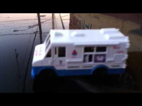 Mister Softee Ice Cream Truck & Song =)