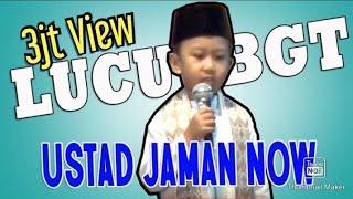 Video CERAMAH LUCU USTAD JAMAN NOW mirip Ustad Abdus somad download MP3, 3GP, MP4, WEBM, AVI, FLV September 2019