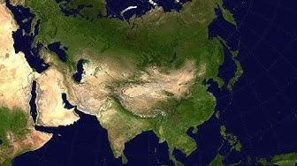 Akselivaltojen Muokkaama Maailma - Osa 4: Aasiaa ja myös Oseaniaa