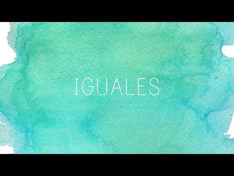 Iguales - Diego Torres (Lyrics)