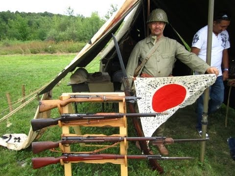 Japanese Weapons and Equipment of World War 2 - FULL HD
