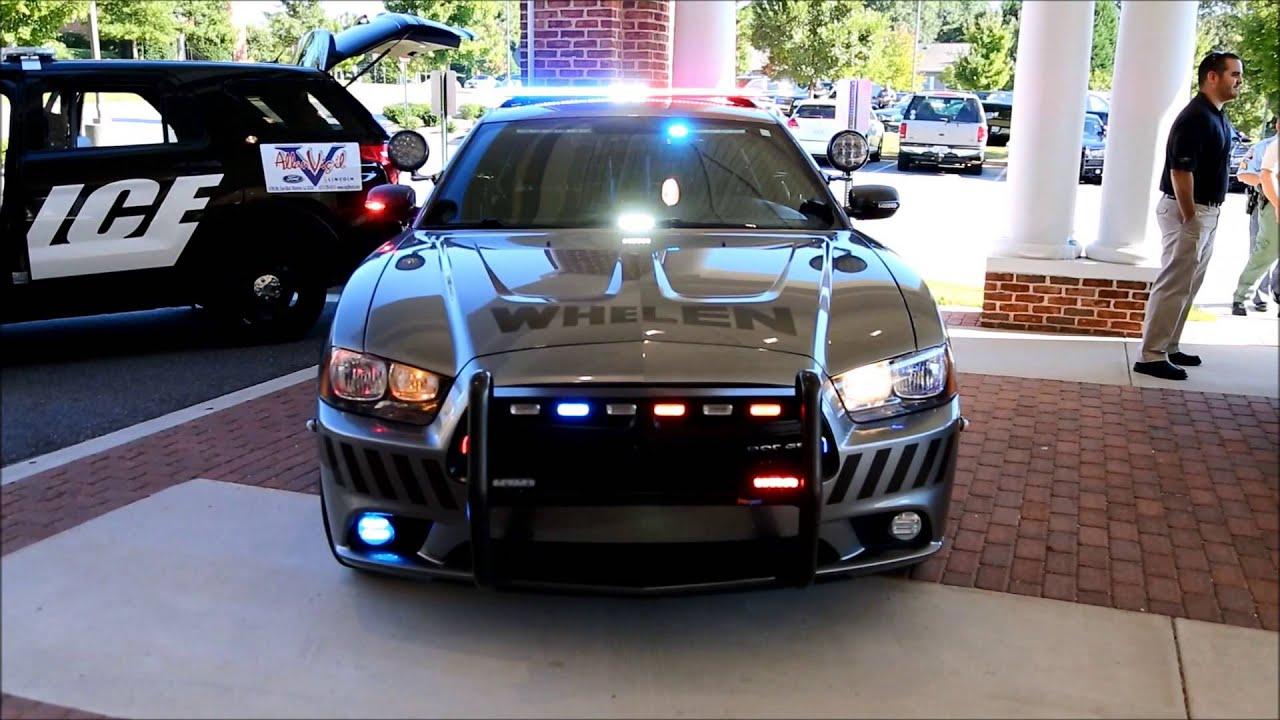 Whelen Demo Vehicle Madden Amp Associates Youtube
