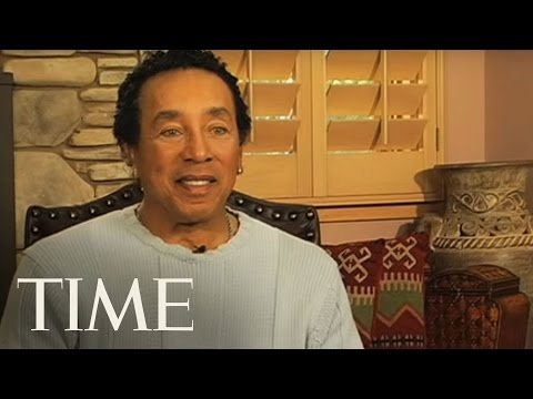 TIME Magazine Interviews: Smokey Robinson