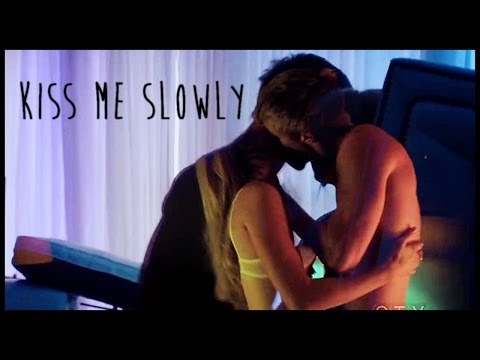 caleb&shelby | just kiss me slowly.