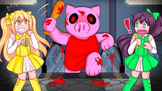 Don't Get Caught In Roblox Piggy Mall!