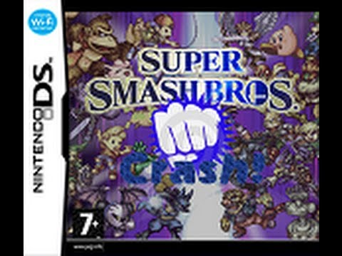 Descargar Super Smash Bros Para Nintendo Nds Dsi 3ds Actualizado