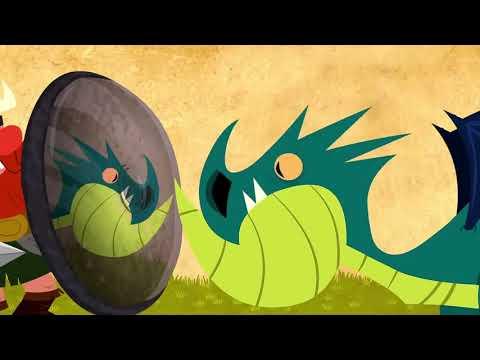 Все классы драконов из мультфильма Как приручить дракона!
