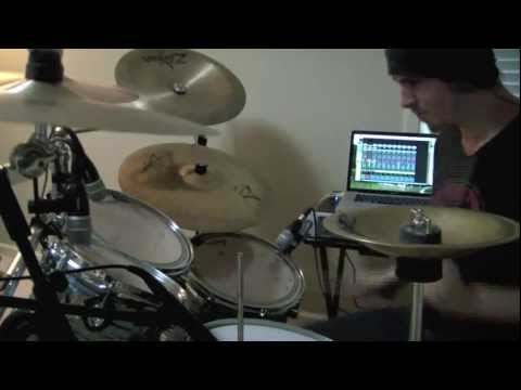 Nine Inch Nails- Gave Up (Drum Cover)