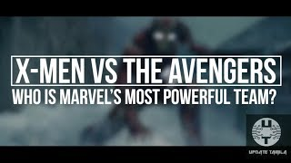 Marvel's Avengers and X-Men who is more powerful - Tamil   who can win the fight