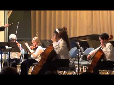 Munching Monsters - Germantown Junior Orchestra, Settlement Music School