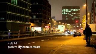 Урок по видеосъемке. Как снимать видео ночью.(Хотите первыми получать новые видеоролики? Подпишитесь на рассылку канала здесь: http://www.youtube.com/user/fotorunews..., 2012-09-28T06:22:52.000Z)