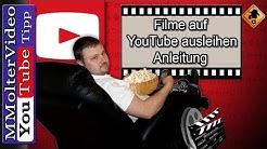 Filme ausleihen auf YouTube - so geht's