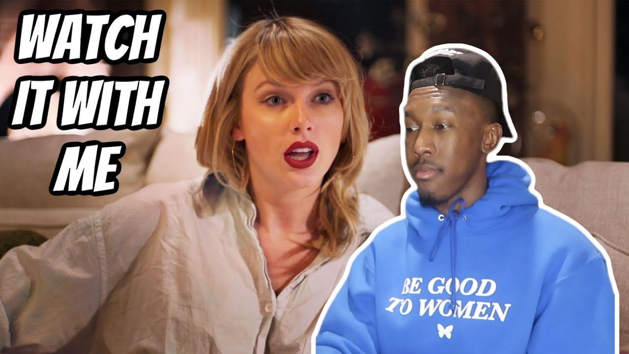 Watching Taylor Swift MISS AMERICANA Documentary for the First Time (Reaction)