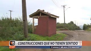 Construcciones hechas en Chile que no tienen sentido