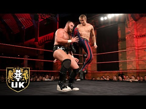 Flash Morgan Webster vs. Mark Coffey: WWE NXT UK, Oct. 31, 2018