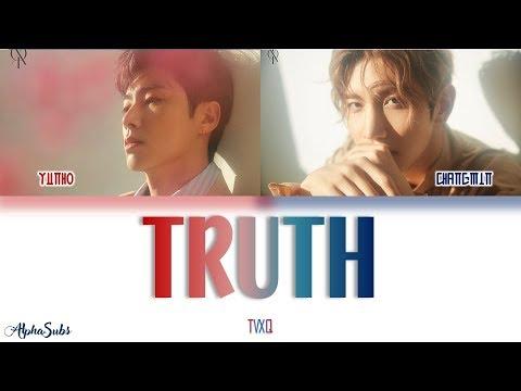 Free Download Tvxq! (동방신기) - 'truth' Color Coded Lyrics/가사 [han|rom|eng] Mp3 dan Mp4