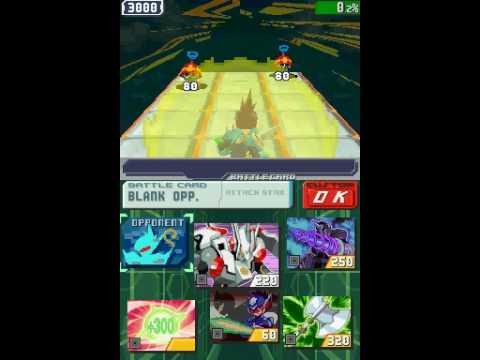 Megaman Starforce 3 Opponent Multi-Noise Card
