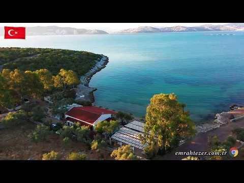 Iasos Camping Kıyıkışlacık - Milas/MUĞLA (Bölüm 1)
