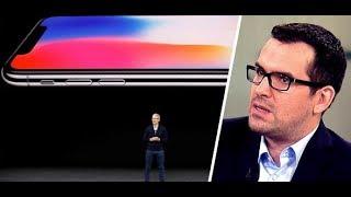 """Apple iPhone X: """"Ich finde es schwierig, von einer Revolution zu sprechen"""""""