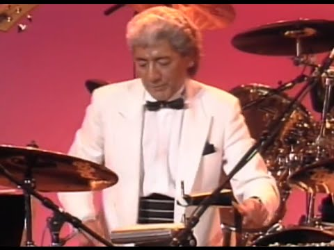 Pete Escovedo - Modern Dance - 5/29/1989 - Gift Center (Official)