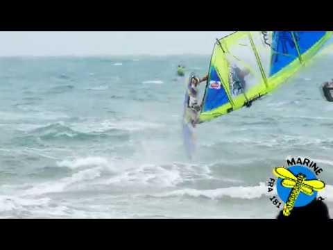 Frontloop Wissant Marine Hunter Windsurf Youtube