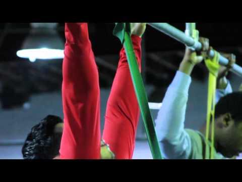 Guerrilla Fitness -