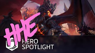 Deathwing Spotlight - Heroes of the Storm New Hero