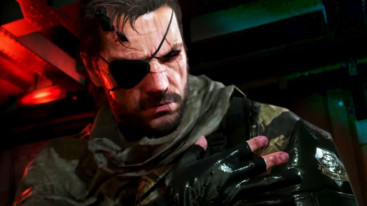 Metal Gear Solid V The Phantom Pain Let S Play Walkthrough Part 2 Big Boss Pc Gameplay All Day