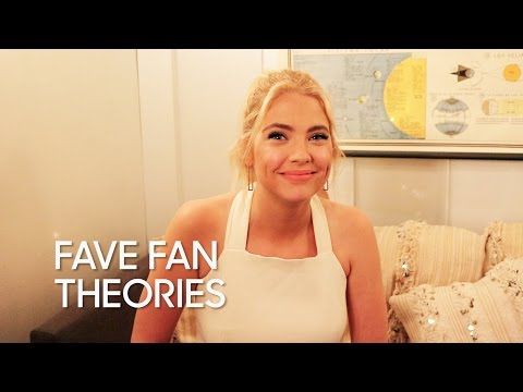 """Fave Fan Theories: Ashley Benson on """"Pretty Little Liars"""""""
