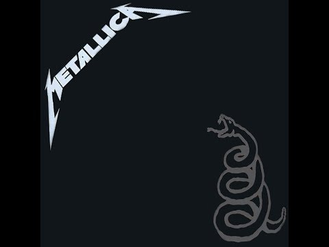 Metallica - The Black Album Full Album [Link to Download]