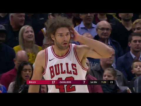 Chicago Bulls vs Cleveland Cavaliers: October 24, 1017