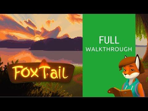 FoxTail | Full Walkthrough