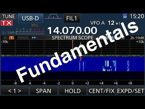 Icom 7300 Receiver Settings For Digital Operation