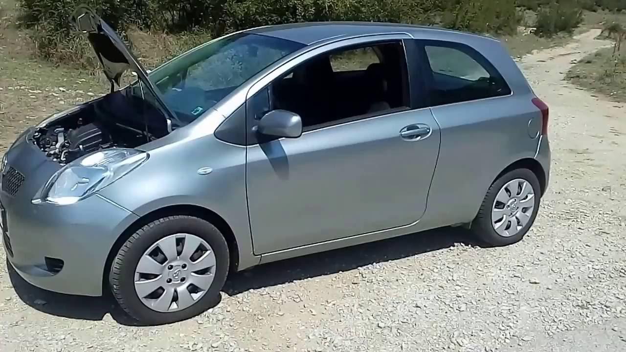 my car 2007 toyota yaris 1 0 998cc 3cyl 12valve 1kr fe. Black Bedroom Furniture Sets. Home Design Ideas