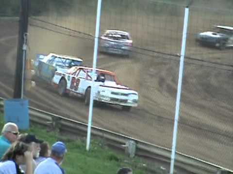 Lakeville Speedway 6-18-2010 (justin patterson) pt.2