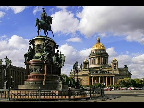 St Isaac Cathedral, St. Petersburg (Russia).