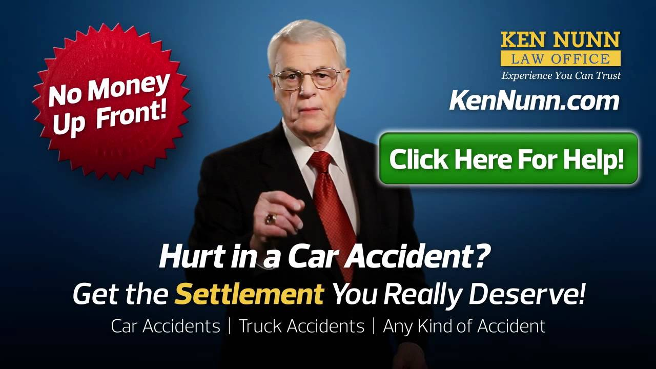 Indianapolis Car Accident Attorney  Injury Lawyer Ken Nunn Answers Your Questions  YouTube